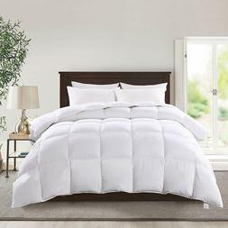 hypoallergenic duvet insert goose down feather fill