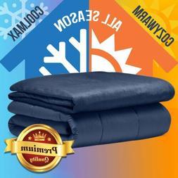 Luxury Goose Down Alternative Comforter Twin Queen King Size