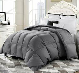 Oversized Goose Down Alternative Comforter Duvet Cover Inser