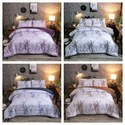 Marbled Supersoft Down Alternative Comforter Queen/King Size