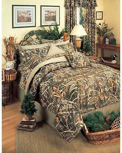 Realtree Max-4 Comforter Set, Twin