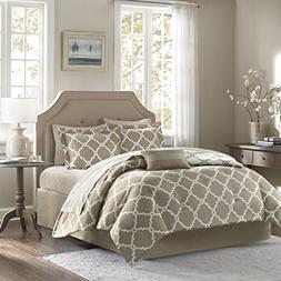 Madison Park Essentials Merritt King Size Bed Comforter Set