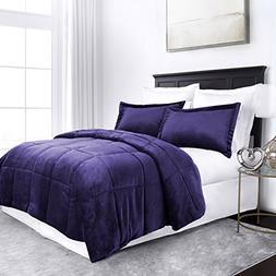 Sleep Restoration Micromink Goose Down Alternative Comforter