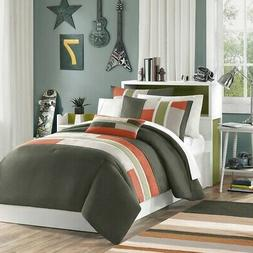 Mizone Circuit 3-Piece Comforter Set