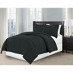 Mk Collection Comforter Sets 3pc Full/Queen Down Alternative