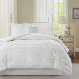 Madison Park 100 Percent Polyester Microfiber 5Pcs Comforter