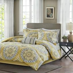 Madison Park Essentials Serenity Full Size Bed Comforter Set