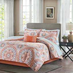 Madison Park Essentials - Serenity Complete Bed & Sheet Set