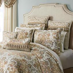 Croscill Nadalia Queen Comforter Set, 4 Piece