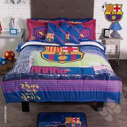New CLUB Barca FC Barcelona Football Soccer Softy Comforter