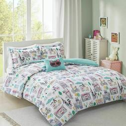 NEW Comfort Spaces Girls PACO KITTY CATS Full/Queen COMFORTE