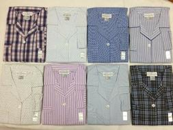 NEW Men's 2PC Comfort Zone Long Sleeve/Long Leg Pajama Set M