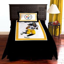 New Biggshots Pittsburgh Steelers Troy Polamalu Bedding Comf