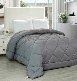 NEW Utopia Bedding Quilted Comforter ALL SEASONS Plush Fiber