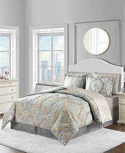 New Fairfield Square Twin Hannah 4 Piece Bed Comforter and S
