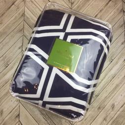NEW Kate Spade New York Twin/Twin XL Comforter Set Blue Bow