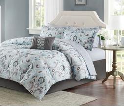 NWT Madison Park Essentials 9  PC  Comforter Set Full Size
