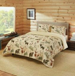Outpost Realtree Deer Valley Queen Comforter Set