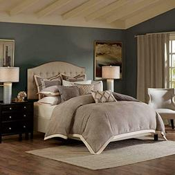 Madison Park Signature Shades Of Grey Queen Size Bed Comfort