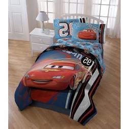 Disney Pixar Cars 95 Full Comforter - Super Soft Kids Revers