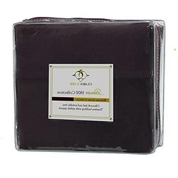 Clara Clark Premier 1800 Series Duvet Comforter Cover set, 3