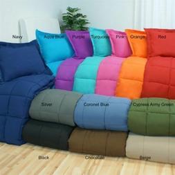 Premium Goose Down Alternative Comforter DUVET INSERT SUPER