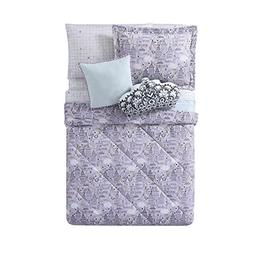 Laura Hart Kids Printed 3-Piece Comforter Set, Full/Queen, U