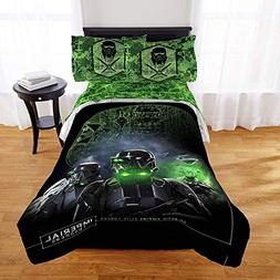 Star Wars Queen Fitted Sheets 1 Flat Sheet 2 Pillowcase Micr
