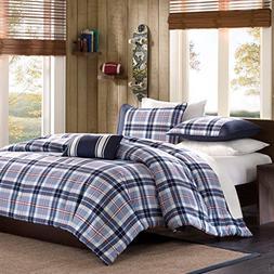 Full Queen Twin Comforter Bed Set Teen Bedding Modern Contem