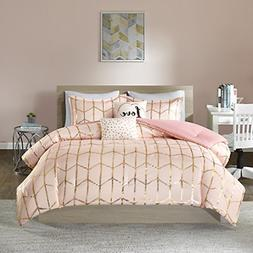 Intelligent Design Raina Comforter Set Twin/Twin XL Size - B