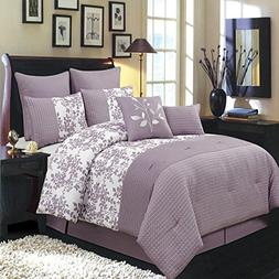Relaxing style and comfort Twin Extra Long Purple Bliss comf
