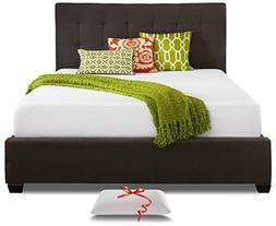"Live and Sleep Resort Full XL 10"" Cooling Memory Foam Mattre"