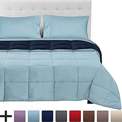 Bare Home 5-Piece Reversible Bed-In-A-Bag - Full XL
