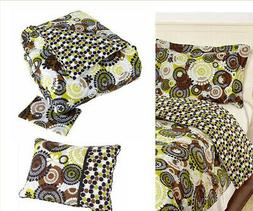 Vera Bradley Reversible 2 pc Comforter Set Twin/Twin XL in C