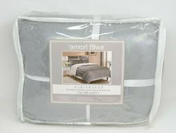 Ultimate Luxury Reversible Micromink and Sherpa Twin Bedding