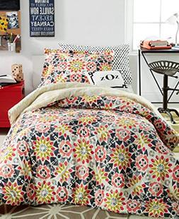 Dormify Reversible Willa 3-Pc. Full/Queen Comforter Set