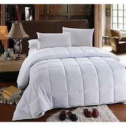 Royal Hotel's OVERSIZED KING Down-Alternative Comforter Duve