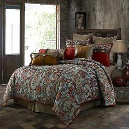 Saverio Abilene Comforter Set With Comforter, Shams With Fla