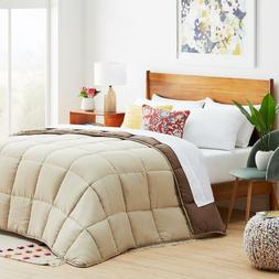 Linenspa All-Season Reversible Down Alternative Quilted Comf
