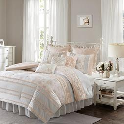 Madison Park Serendipity Queen Size Bed Comforter Set Bed In
