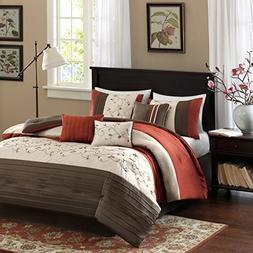 Madison Park Serene King Size Bed Comforter Set Bed In A Bag