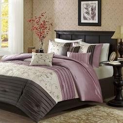 Madison Park Serene Queen Size Bed Comforter Set Bed In A Ba