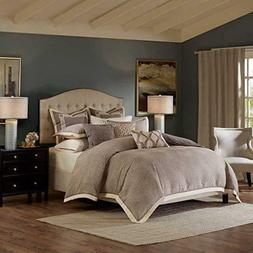 Madison Park Signature Shades Of Grey King Size Bed Comforte