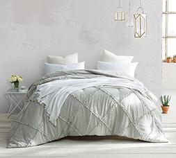 Byourbed Silver Birch Gathered Ruffles - Handcrafted Series