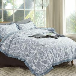 Soft Breathable Lightweight Printed Pattern Comforter Down A