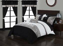 sonita 20 piece bedding set with comforter