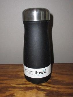 S'well Stainless Steel Travel Mug, 16 oz, Onyx