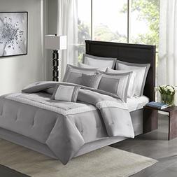 Madison Park Stratford King Size Bed Comforter Set Bed In A