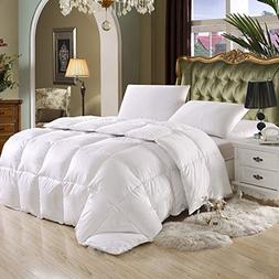 SUPER LUXURIOUS TWIN / TWIN XL Extra Long Size Goose Down Al