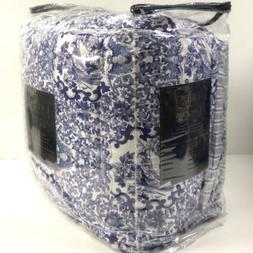 Ralph Lauren Tamarind Porcelain Blue Comforter Set-Queen